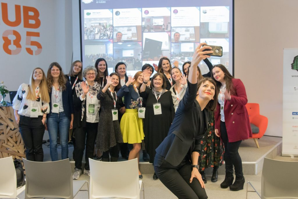 Women in Data Science 2018.